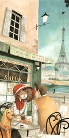 "Дизайн ""Sweet Paris"""