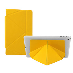 "Чехол для Apple iPad 5 / Air, коллекция Kwei case (желтый, Smart Case, 9.7"")"