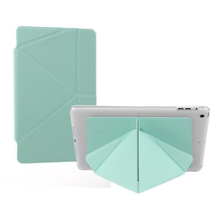 "Чехол для Apple iPad 5 / Air, коллекция Kwei case (бирюзовый, Smart Case, 9.7"")"