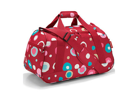 Сумка дорожная activitybag funky dots 2 (MX3048; полиэстер)