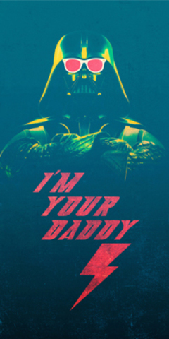 "Дизайн ""I am your daddy"""