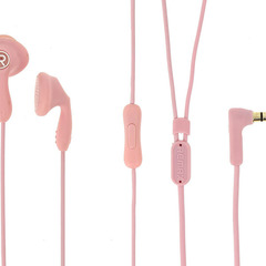 Гарнитура Remax Earphone Candy 301 (RM-301, розовая)