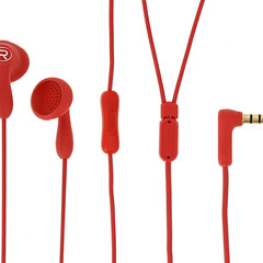 Гарнитура Remax Earphone Candy 301 (RM-301, красная)